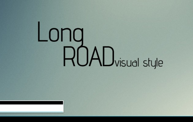 Long Road theme for windows xp