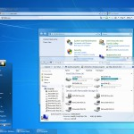 M7 Windows Vista Theme