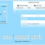 MIce II theme for window xp