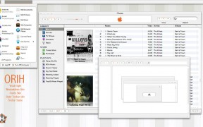 Orih GuiKit theme for windows xp