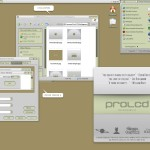 proLCD theme for windows xp
