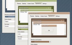 Pucko Klassik theme for windows xp