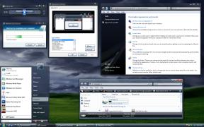 RoyaleNoir BETA for Windows vista Theme