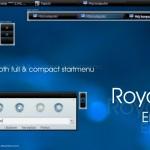 Royale Vista Engage windows XP theme