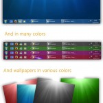 Seven theme for windows XP