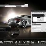 Sonetto 2.0 windows XP theme