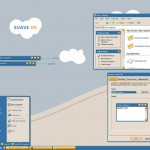 Suave theme for windows xp