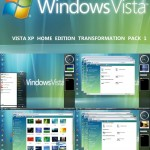 VISTA theme pack for windows xp