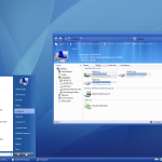 Vista Blue Refresh Theme