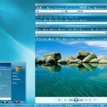 XP LIVE theme for windows xp