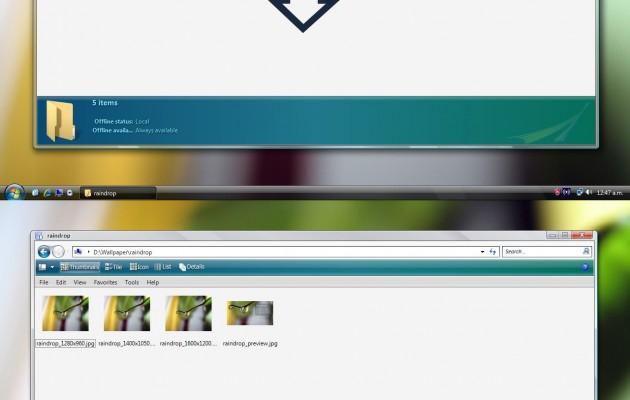 YAFVC3 windows xp theme