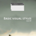 basic visual styles windows xp theme