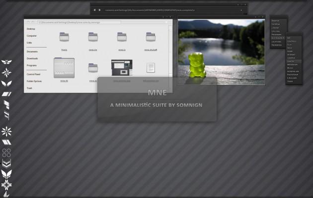 mne.suite windows XP theme