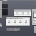 neX Pro theme for windows xp