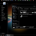 Basic Black Theme for Windows 7