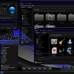 Blue Theme for Windows 7