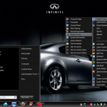Granite Desktop Theme for Windows 7