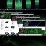 Matrix Theme for Windows 7