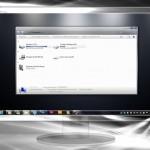 MiMosa Bleuish Theme for Windows 7