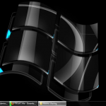 Windows 7 black Theme