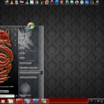 Dragon Visual Style for Windows 7