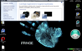 Fringe Desktop Theme for Windows 7
