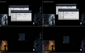 Riddick Aero Theme for Windows 7
