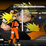 Tema Naruto for windows 7