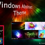 Windows 7 Abstract Theme