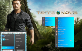 Terra Nova Visual Style for Win7