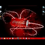 Coca-Cola Windows 7 Style