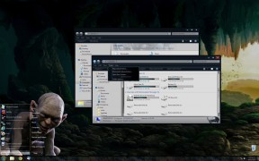 Gollum Win7 Basic Theme