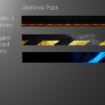 3 Shellstyles Pack For XP