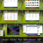 Aero Vista XP Theme