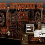 Antique SteamPunk XP Theme