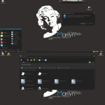 Black Theme for Windows XP