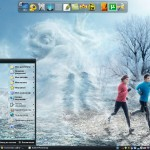 Cold Theme For XP