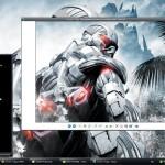Crysis Theme For XP