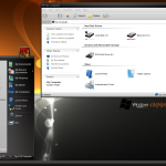 DarkLite V2 Theme for Windows XP
