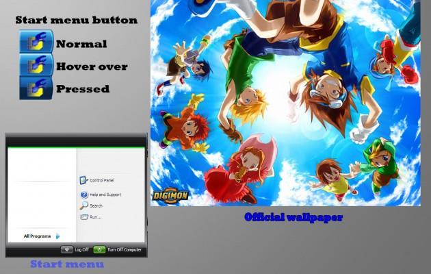 Digimon VS Ver. 1.1 for XP