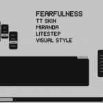 Fearfulness Theme For XP