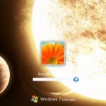 Fire Windows XP Theme