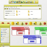 Fruits Visual Style For Windows XP