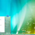 Green 1 Style Theme For XP
