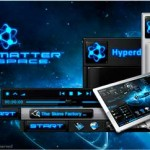 Hyperdesk Dark Matter 2011 Theme for Windows XP