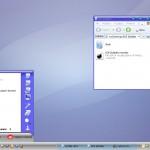 KDE Bubbles XP Theme
