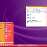 KDE Orange For XP