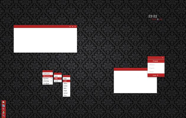 Label Suite Desktop theme for XP