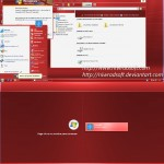 Live Remix 3.0 Red XP Theme