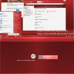 Live Remix 3.0 Red XP Theme